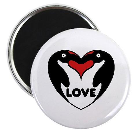 Penguin Love Magnet