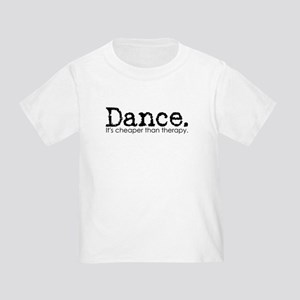 Dance Therapy Toddler T-Shirt