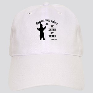 Respect your elders Cap