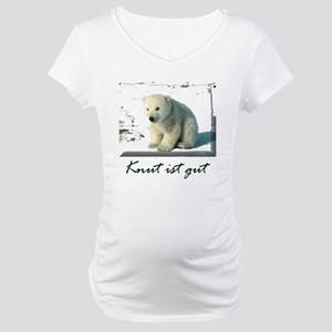 Knut ist gut Maternity T-Shirt
