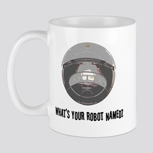 What's your robot named? Mug
