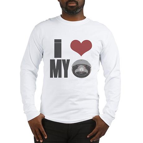 I love my roomba Long Sleeve T-Shirt