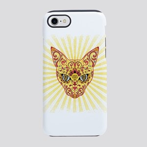 Cool Egyptian style mystic c iPhone 8/7 Tough Case