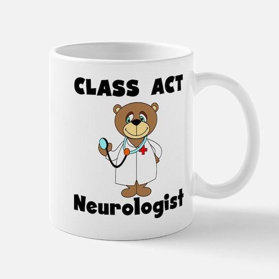 Class Act Neurologist Mug