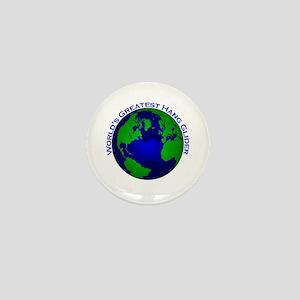 World's Greatest Hang Glider Mini Button