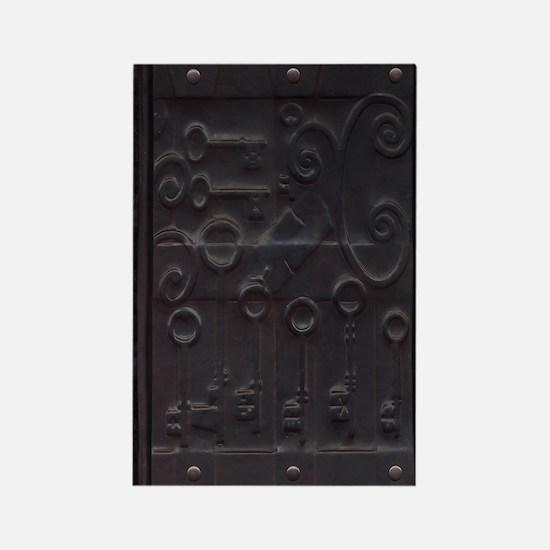 Book of Keys Rectangle Magnet