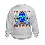 GREASY BOB Kids Sweatshirt