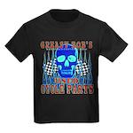 GREASY BOB Kids Dark T-Shirt