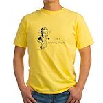 I'm a cunning linguist Yellow T-Shirt