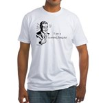 I'm a cunning linguist Fitted T-Shirt