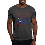 you are free 2 vote republica Dark T-Shirt
