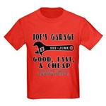 JOES GARAGE Kids Dark T-Shirt