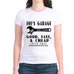 JOES GARAGE Jr. Ringer T-Shirt
