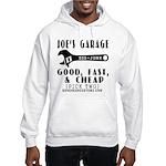 JOES GARAGE Hooded Sweatshirt