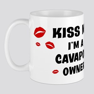 Kiss Me: Cavapoo owner Mug