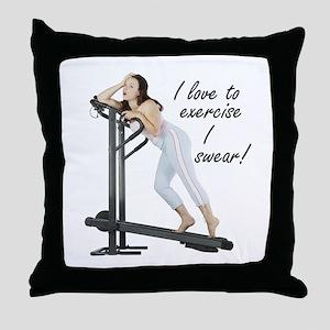 Love it! Throw Pillow