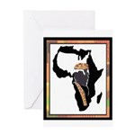 Malcolm Shabazz Greeting Cards