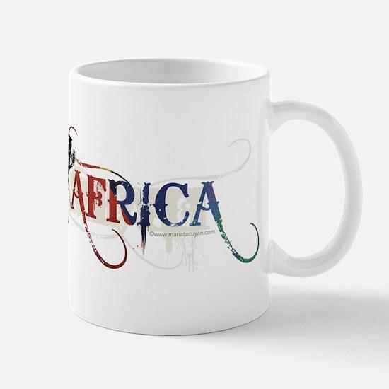Cute South africa Mug