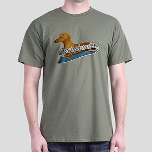 Dachshunds Dark T-Shirt
