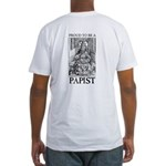 Papist Fitted Tee