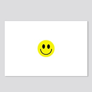Happy Face Postcards (Package of 8)