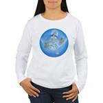 Saraswati Women's Long Sleeve T-Shirt