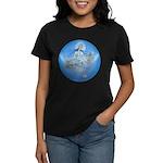 Saraswati Women's Dark T-Shirt