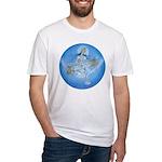 Saraswati Fitted T-Shirt
