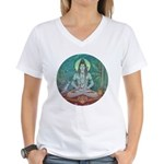 Shiva Women's V-Neck T-Shirt
