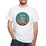 Shiva White T-Shirt