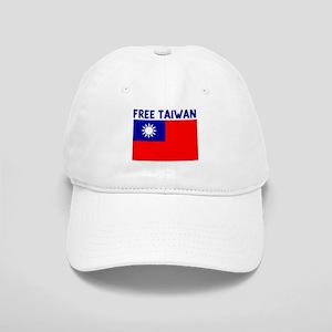 FREE TAIWAN Cap