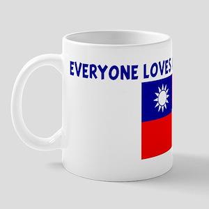 EVERYONE LOVES A TAIWANESE GI Mug