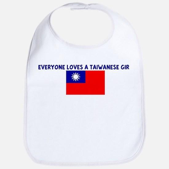 EVERYONE LOVES A TAIWANESE GI Bib