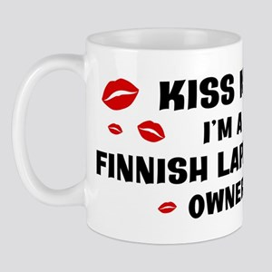 Kiss Me: Finnish Lapphund own Mug