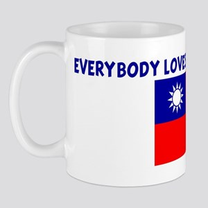 EVERYBODY LOVES A TAIWANESE G Mug