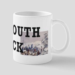 ABH Plymouth Rock 11 oz Ceramic Mug