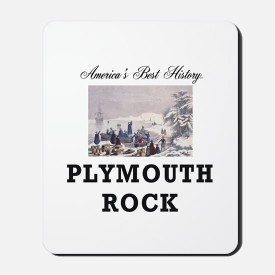 ABH Plymouth Rock Mousepad