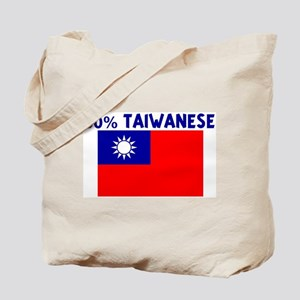 50 PERCENT TAIWANESE Tote Bag