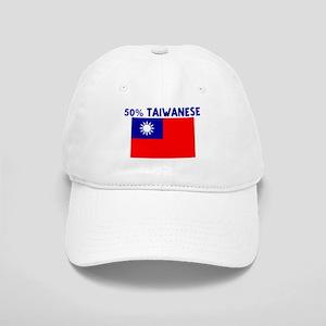 50 PERCENT TAIWANESE Cap