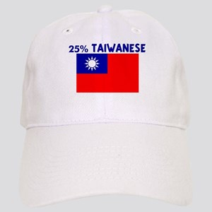 25 PERCENT TAIWANESE Cap