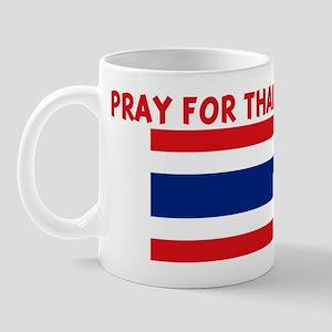 PRAY FOR THAILAND Mug