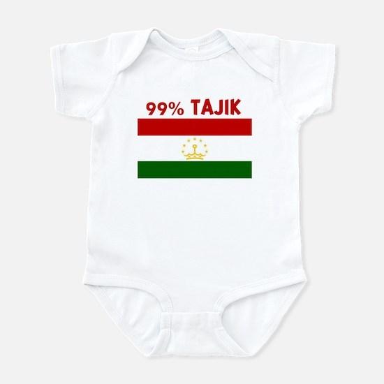 99 PERCENT TAJIK Infant Bodysuit