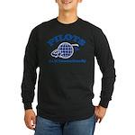 Pilots Do It Long Sleeve Dark T-Shirt
