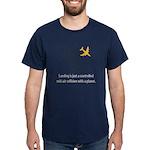 Mid-Air Collision Dark T-Shirt