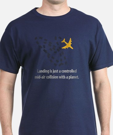 Mid-Air Collision T-Shirt