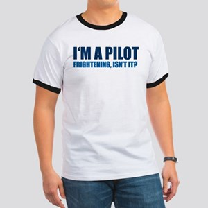 I'm A Pilot Ringer T