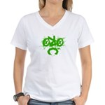 Oxymoron Women's V-Neck T-Shirt