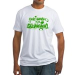 Oxymoron Fitted T-Shirt