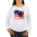 Come and Get It Women's Long Sleeve T-Shirt