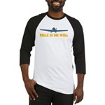 Balls to the Wall Baseball Jersey